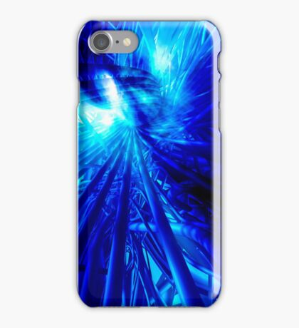 Blue Cables iPhone Case/Skin
