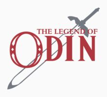 The Legend of Odin Kids Clothes
