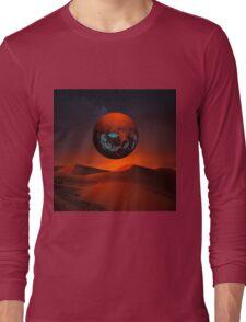Sunrise in Third System Long Sleeve T-Shirt