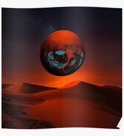 Sunrise in Third System Poster