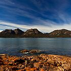 The Hazards - Freycinet by Mel Sinclair