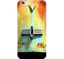 The Commander Phone  ( Boneyard Series ) iPhone Case/Skin