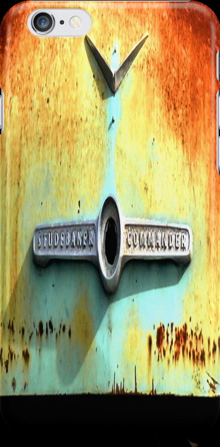 The Commander Phone  ( Boneyard Series ) by Carla Jensen