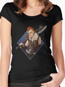 Darkest Dungeon - Hellion Women's Fitted Scoop T-Shirt