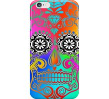 Sugar Skull - Calavera iPhone Case/Skin