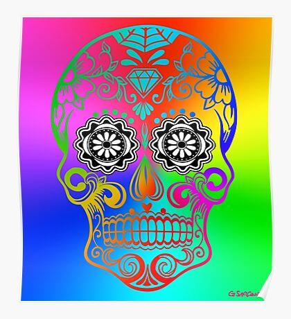 Sugar Skull - Calavera Poster