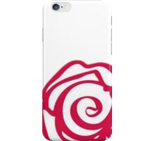 AOII Rose iPhone Case/Skin