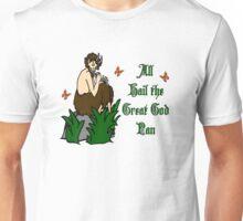 All Hail the Great God Pan  Unisex T-Shirt