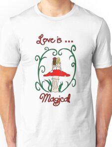 Love is Magical Unisex T-Shirt