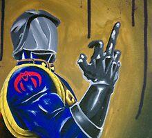 Cobra Commander by CJOrazi