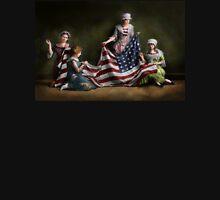 Americana - Flag - Birth of the American Flag 1915 Unisex T-Shirt