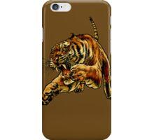 Tiger Leap iPhone Case/Skin
