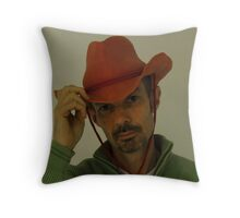 Who Owns The Image ? 3 variation Throw Pillow