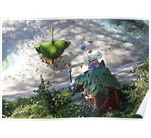 Pixie Hollow Poster