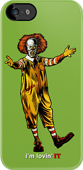 I'm Lovin' IT by James Fosdike
