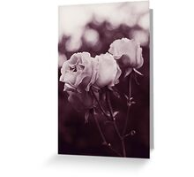 Tell me whom you love and I'll tell you who you are Greeting Card