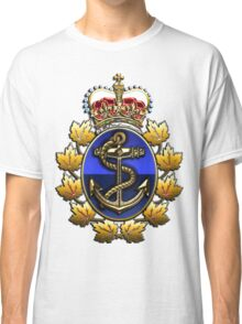 Canadian Forces Naval Operations Logo Classic T-Shirt