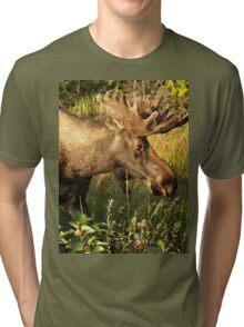 Up Close Tri-blend T-Shirt