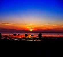 Hiiumaa. Sunset. by tutulele