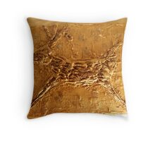 WINTER - LORD STAG NO: 1 CAUGHT AMONGST THE STARS BY FLASHLIGHT Throw Pillow