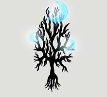 Pagan Moon Tree Unisex T-Shirt