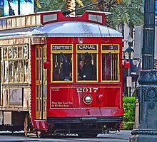New Orleans by Mike Pesseackey (crimsontideguy)