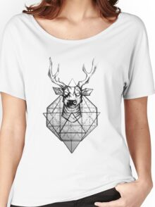 STAG  Women's Relaxed Fit T-Shirt