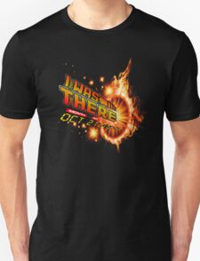 Back to the future day - out of time T-Shirt