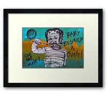 Lib 496 Framed Print