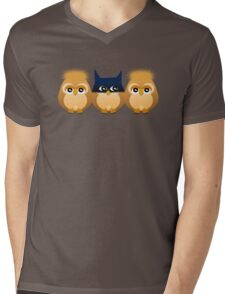 THERE'S ALWAYS ONE Mens V-Neck T-Shirt