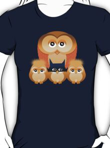 THE OWL FAMILY T-Shirt