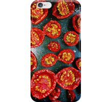 Fried Red Tomato iPhone Case/Skin