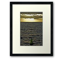 To feed the multitude Framed Print