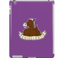 Excellent Horse iPad Case/Skin