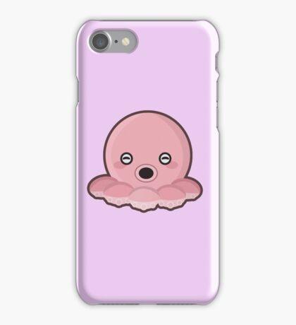 Kawaii Octopus iPhone Case/Skin
