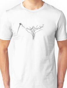 Smokey Grim Reaper Unisex T-Shirt