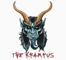 Mani Yack Krampus by monsterfink