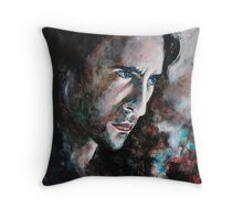 Intense (Alex O'Loughlin), featured in Painters Universe and The Group Throw Pillow