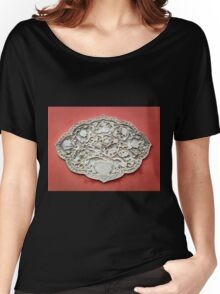 Temple Wall Art Women's Relaxed Fit T-Shirt