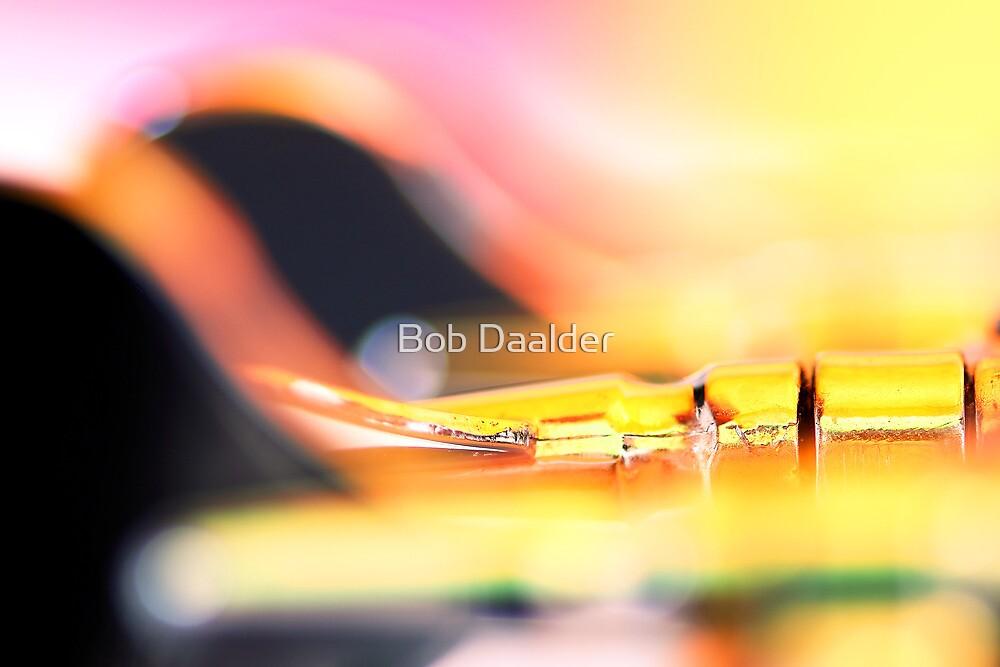 Tuned yellow...II by Bob Daalder