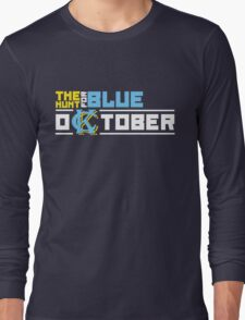 The Hunt for Blue October Long Sleeve T-Shirt