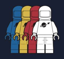 Classic Spacemen Kids Clothes