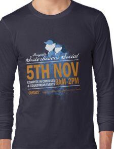 Sisterhooves Social Long Sleeve T-Shirt