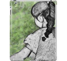 Wandering of an Innocent Child iPad Case/Skin