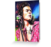 Styles-dots Greeting Card