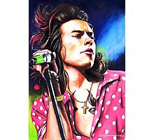 Styles-dots Photographic Print