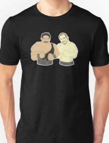Put Your Dukes Up Unisex T-Shirt