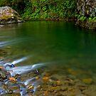 Emerald Waterscape by Nick Boren
