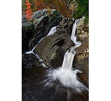 An Overview - Bolton Potholes, Joiner Brook Photographic Print