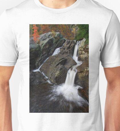 An Overview - Bolton Potholes, Joiner Brook Unisex T-Shirt